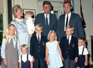 The new Deputy Attorney General, Richard Donoghue's father was JFK's personal at