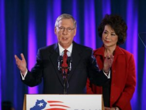 Read more about the article From 2018  Exclusive — Peter Schweizer: Mitch McConnell's Family Fortune Depende